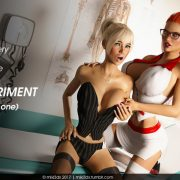 Artist Miki3DX – The Experiment
