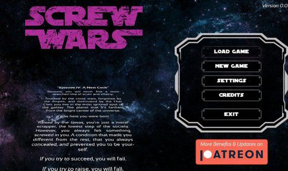 Screw Wars EpIV– A New Cock (InProgress) Ver.0.0.2
