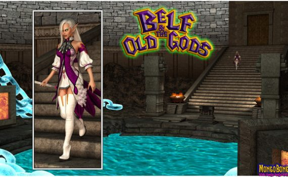 Artist Mongo Bongo – Belf and the Old Gods