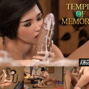 Artist Naama – Temple of Memories