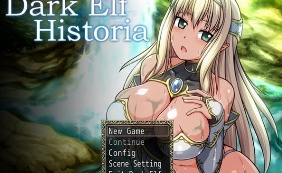 Dark Elf Historia (English) Ver.1.01