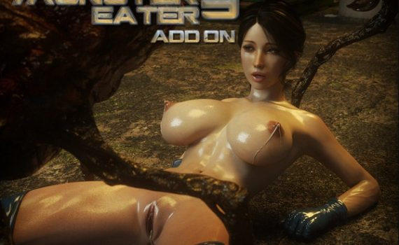 Artist Jared999D – Monster Eater 3 Add On