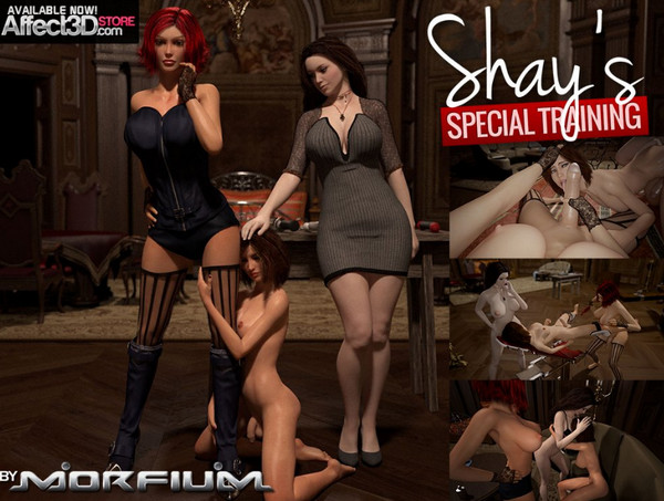 Artist Morfium – Shays Special Training