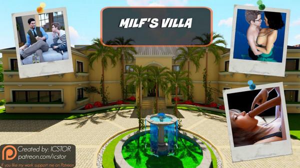Milf's Villa (Completed) Ver.1.0