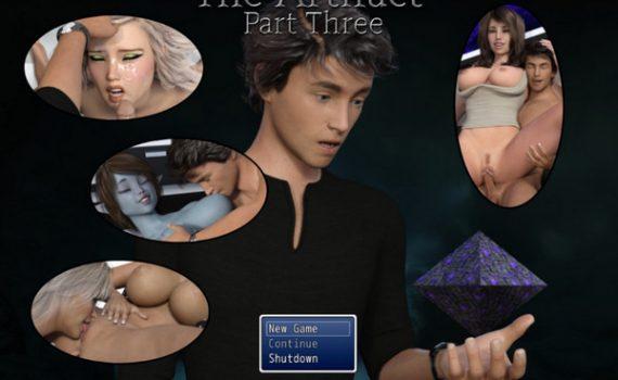 The Artifact: Part Three (InProgress) Update Ver.0.3a