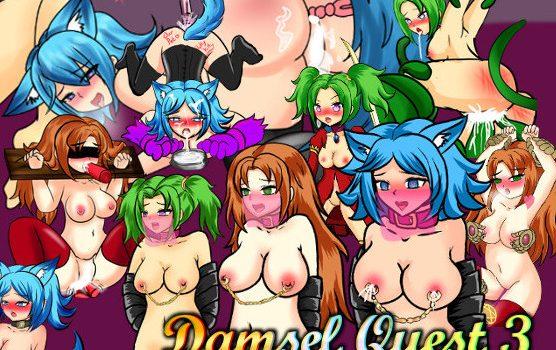 Damsel Quest 3 (Ptcen/Eng)