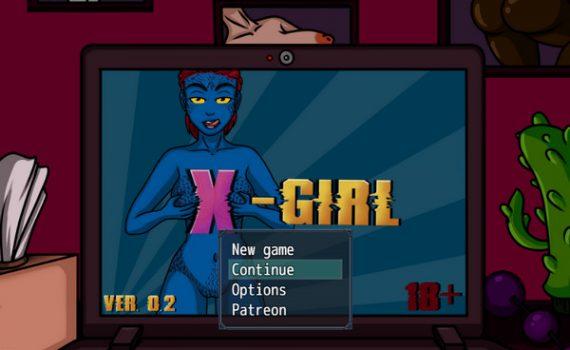 X-Girl (InProgress) Ver.0.2