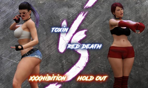 Artist Squarepeg3D – The FUTA – Match 02 – Toxin vs Red Death