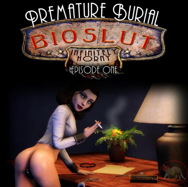 Lord Aardvark – Bioslut Infinitely Horny – Premature Burial 1-2