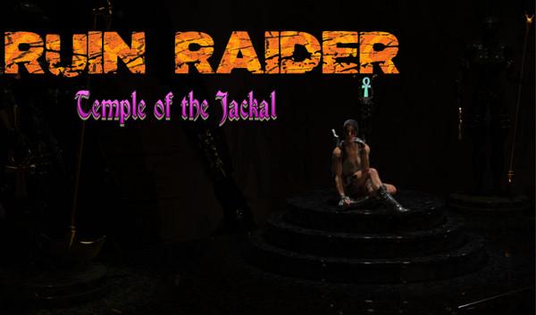 Artist Joos3DArt – Ruin Raider - Temple of the Jackal