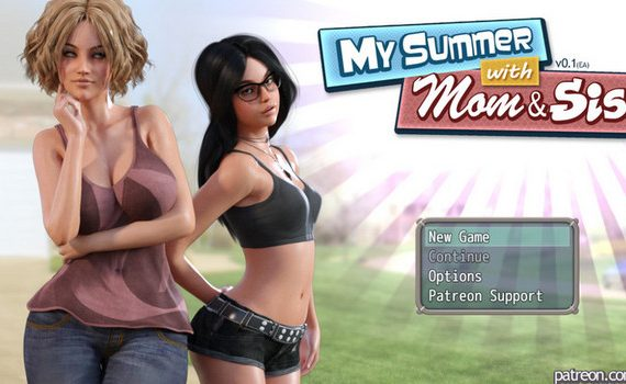 My Summer with Mom & Sis (InProgress) Ver.0.1