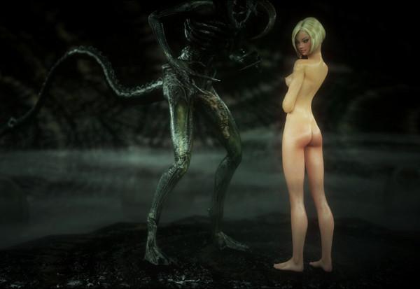 Artist Vaesark – CGS67 – Alien Communion 2
