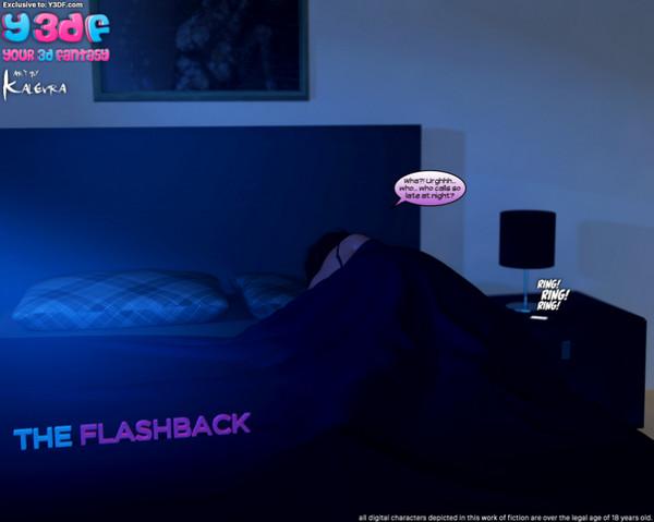 Artist Y3DF – FlashBack