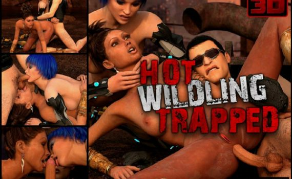 Artist Insane - Hot Wildling Trapped