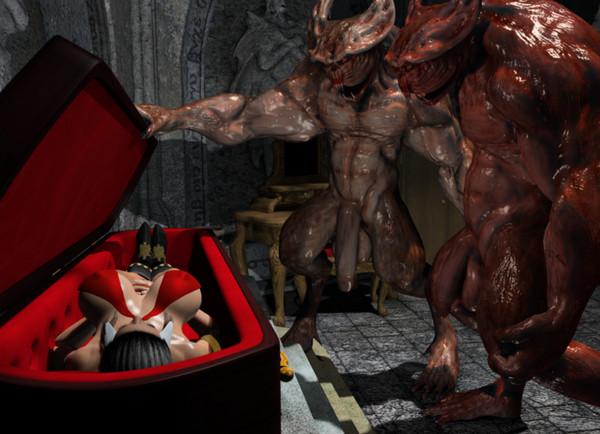 Artist Joos3DArt – Vampirella