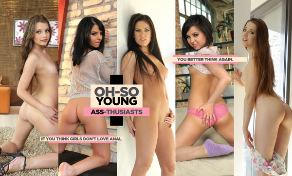 Oh-so-young Ass-thusiasts