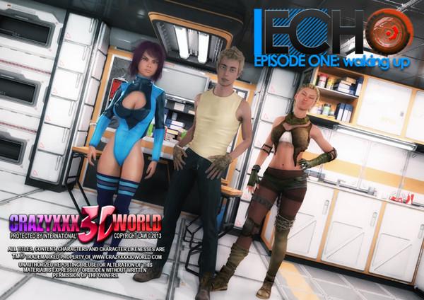 Crazyxxx3Dworld - Echo-Episode 1-12