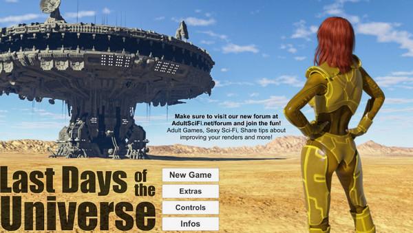 LastDays - Last Days of the Universe (Update)