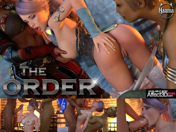 Artist Naama – The Order – Halloween Special