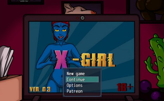 X-Girl (InProgress) Update Ver.0.3