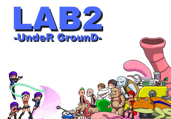 LAB2-UndeR GrounD Ver.1.03