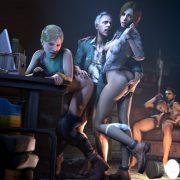 Liza Snow (Far Cry 3) assembly