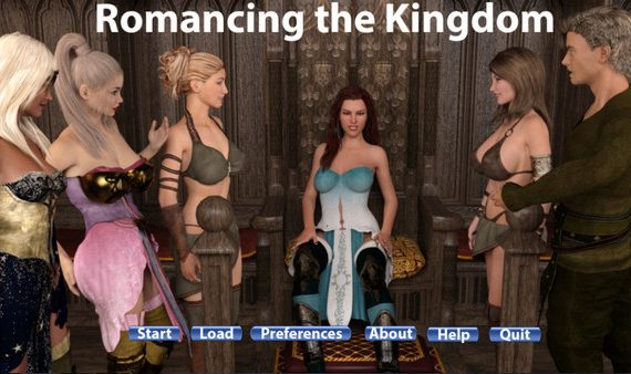Romancing the Kingdom (InProgress) Ver.0.40