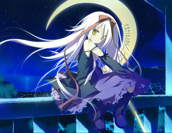 Hoshizora no Memoria - Wish upon a Shooting Star (Eng)