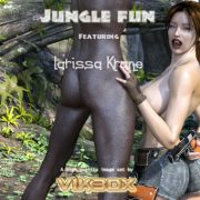 Artist Vik3DX – Jungle Fun