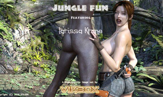 Artist Vik3DX – Jungle Fun