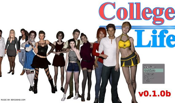 College Life (InProgress) Update Ver.0.1.0b