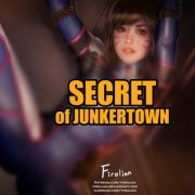 Artist Firolian – DVa – Secret of Junkertown