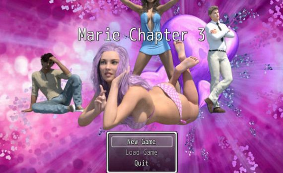 Marie (InProgress) Chapter 3