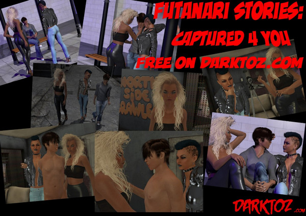 Futanari Stories - Captured 4 You