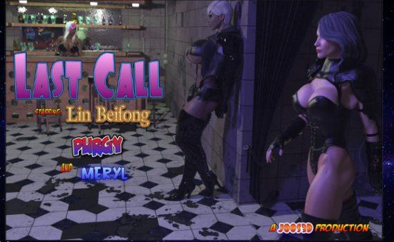 Artist Joos3DArt – Last Call