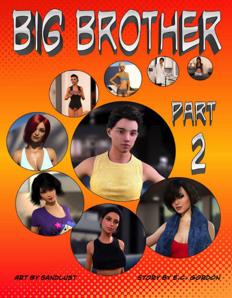 Artist Sandlust – Big Brother 2-3