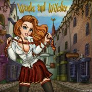Wands and Witches (InProgress) Ver.0.32c