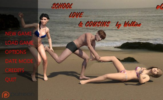 School, Love & Cousins (InProgress) Update Ver.0.8.1