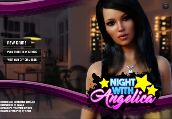 Lesson of Passion - Night with Angelica