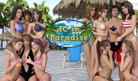 Incest in Paradise (InProgress) Ver.0.3c