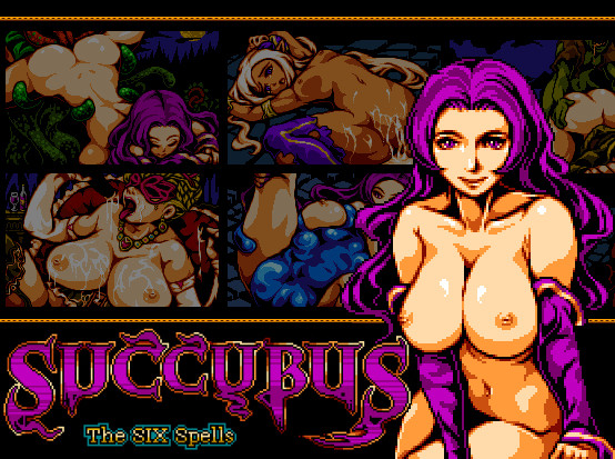 Succubus The Six Spells (Eng)