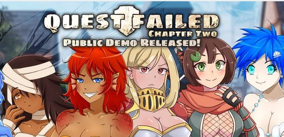 Quest Failed (Chp.1 Final + Chp.2 Demo)