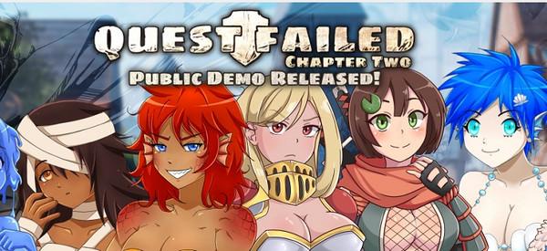 Quest Failed (Chp.1 Final + Chp.2 Demo)