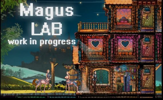 The Magus Lab (InProgress) Update Ver.0.41A