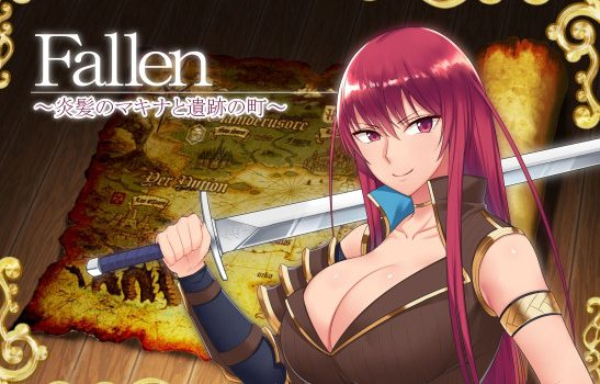 Fallen - Makina and the City of Ruins (Uncen/Eng)