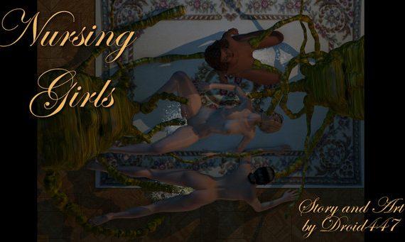 Artist Droid447 – Nursing Girls