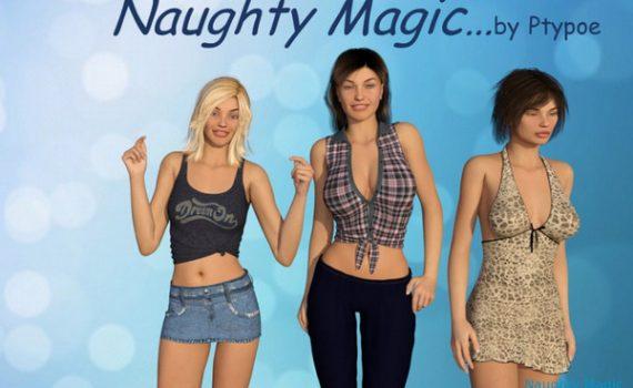 Naughty Magic (InProgress) Ver.0.20