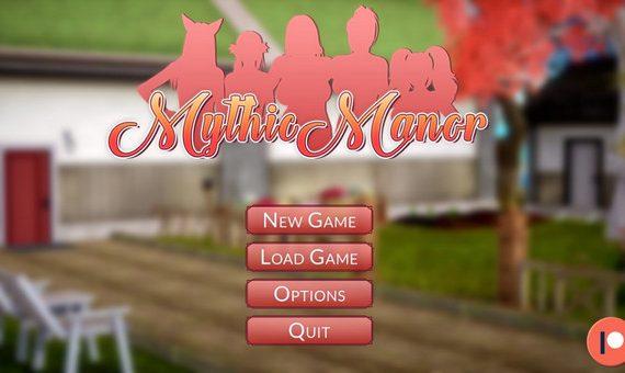Mythic Manor (InProgress) Ver.0.2.0