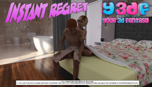 Artist Y3DF – Instant Regret