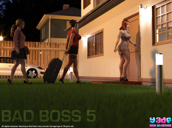 Artist Y3DF – Bad Boss 5